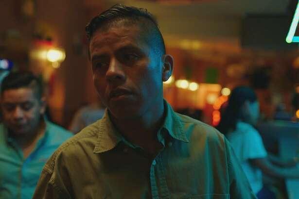 """Fernando Cardona in Jim McKay's """"On the Seventh Day"""" (""""En el S�ptimo D�a,"""" 2017)."""