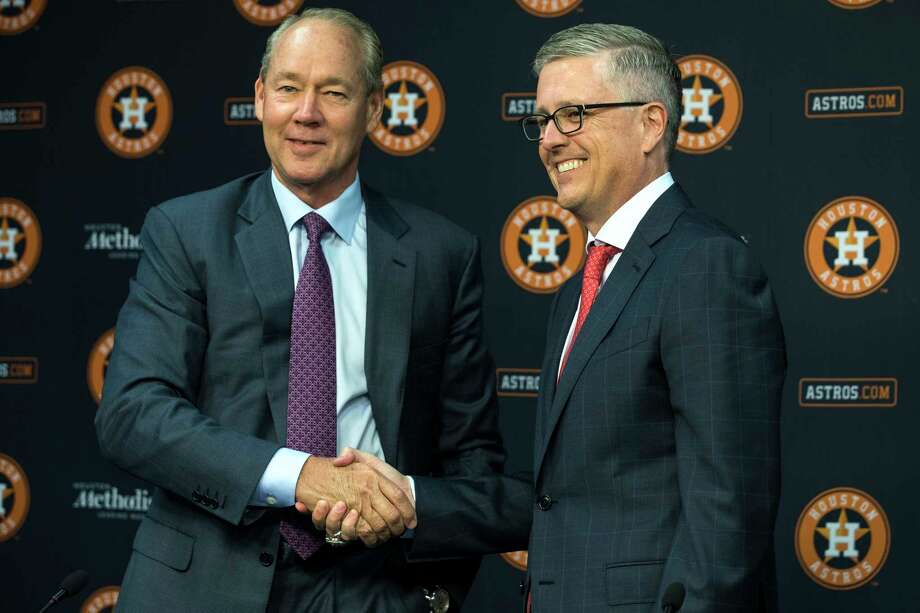 PHOTOS: How Jeff Luhnow built the Astros' 2017 champions step-by-step