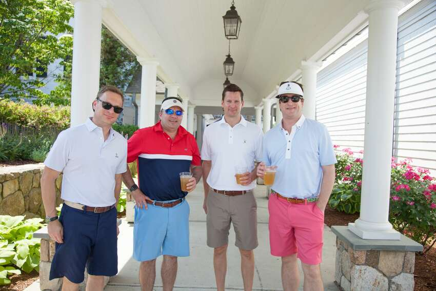 The 24th Annual Greenwich YMCA Father's Day Golf Classic took place at Greenwich Country Club onJune 18, 2018. Mothers, fathers, sons and daughters enjoyed lunch, a full round of golf, cocktails, dinner, awards and a silent auction. Were you SEEN at lunch?