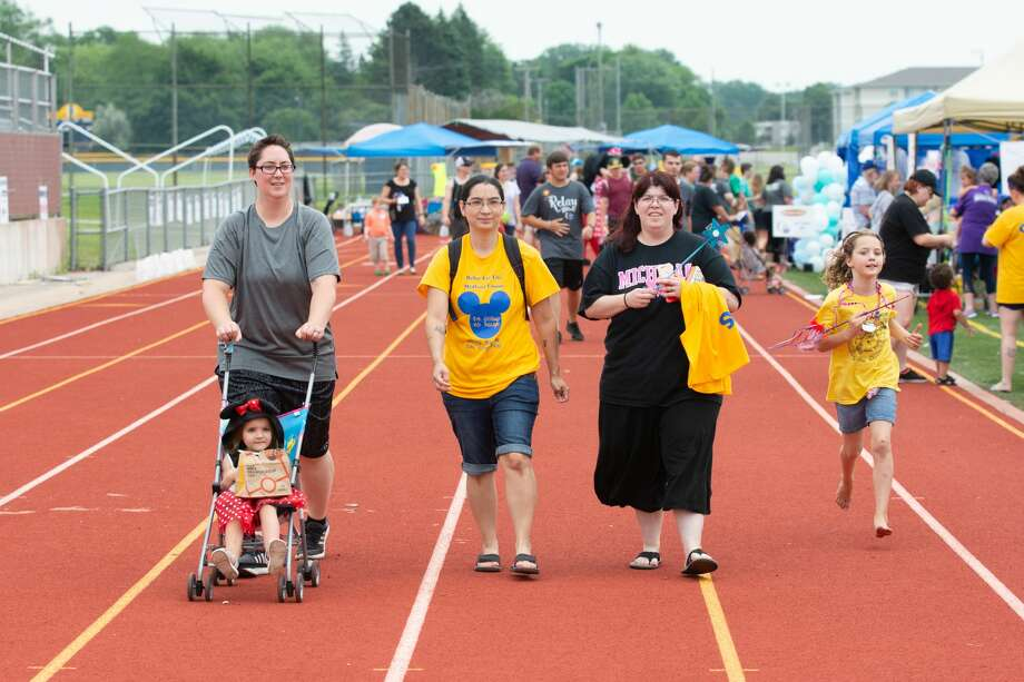 Scenes from the Relay for Life at Midland Stadium Saturday June 16, 2018. (Steven Simpkins/for the Daily News) Photo: Steven Simpkins/Midland Daily News, (Steven Simpkins/for The Daily News)