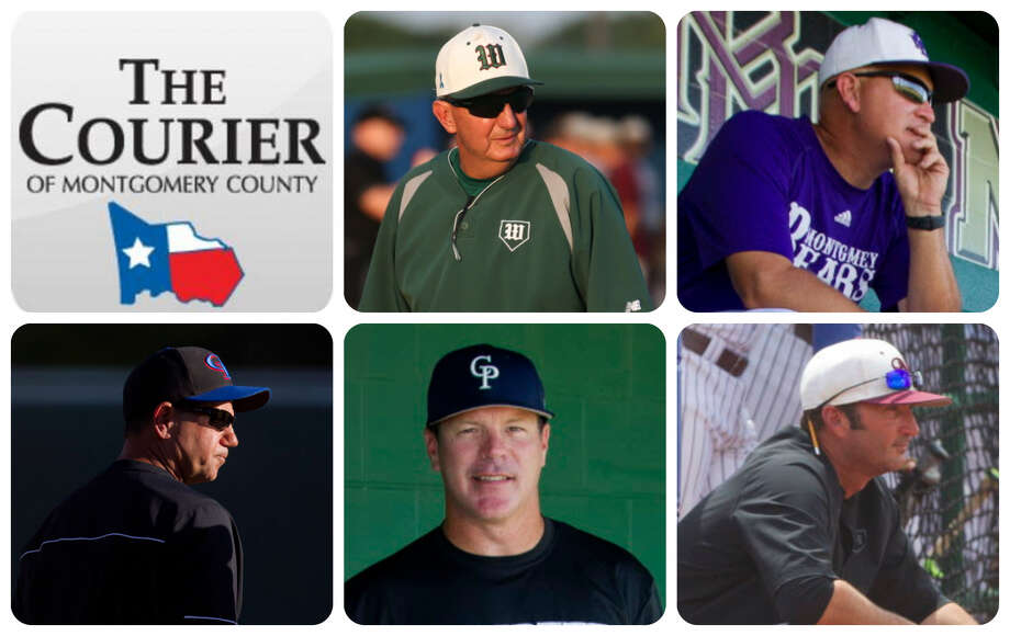 The Woodlands' Rob Eastman, Montgomery's Chris Morris, Oak Ridge's Mike Pirtle, College Park's Jason Washburn and Magnolia's Taylor Shiflett are The Courier's nominees for All-County Coach of the Year.