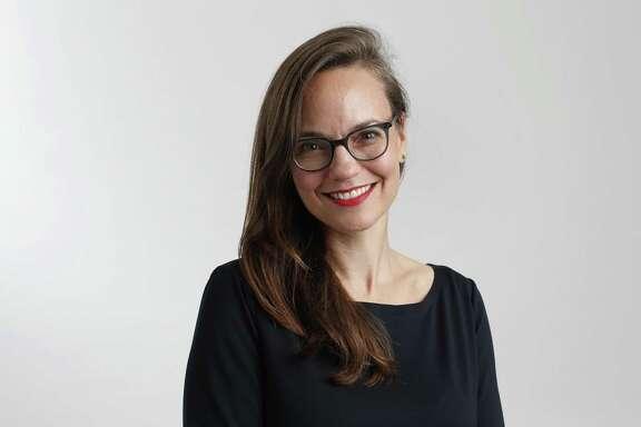 The Houston Chronicle's Nancy Sarnoff.