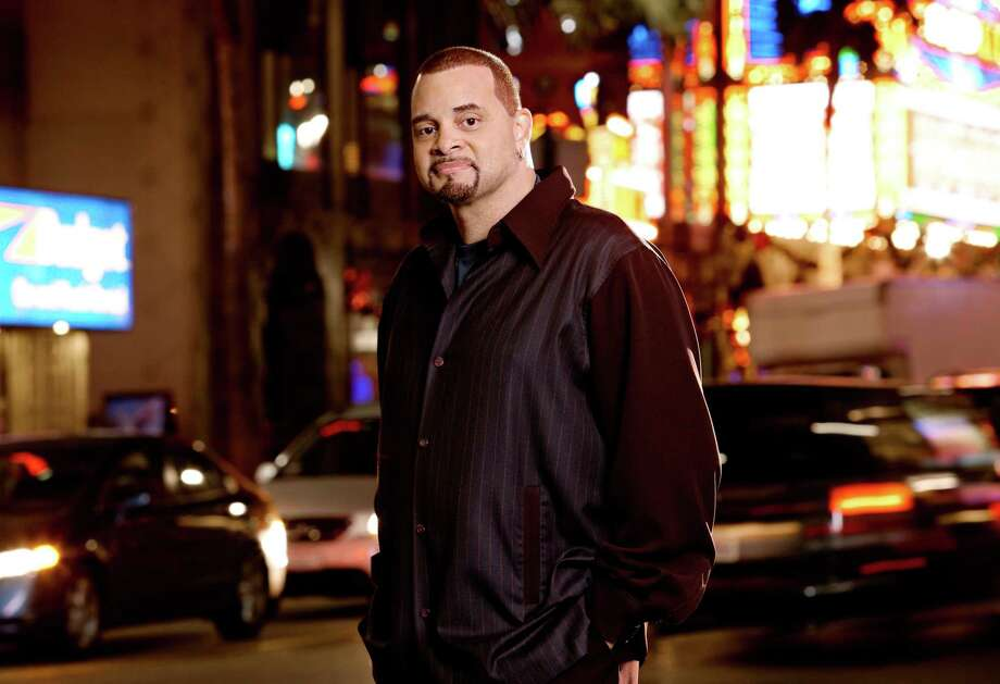 Sinbad brings his stand-up show to The Stress Factory in Bridgeport, June 28-30. Photo: Ian White / Contributed Photo