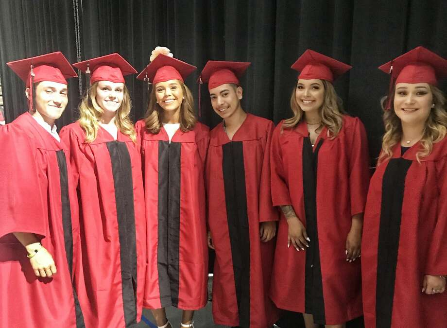 Coleman High School graduation was June 2 at Chaparral Center. Photo: Courtesy Photo