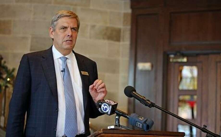 Bob Stefanowski of Madison Photo: Christine Stuart / CTNewsJunkie