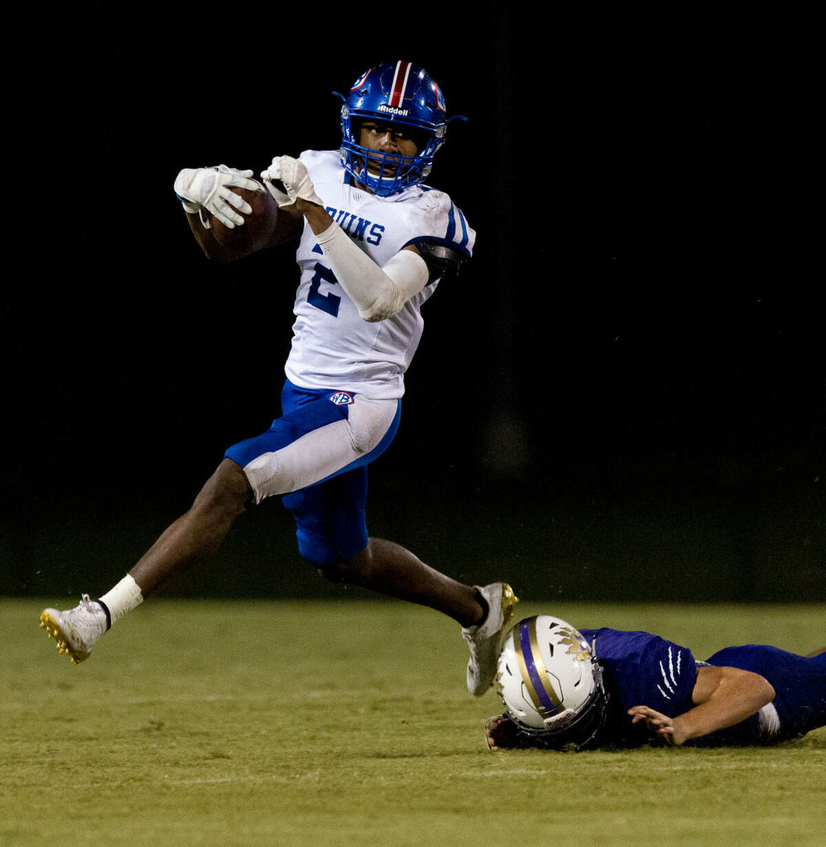 Deonte Simpson School: West Brook Year: Junior Notes: Simpson had 450 receiving yards and four touchdowns as a junior.