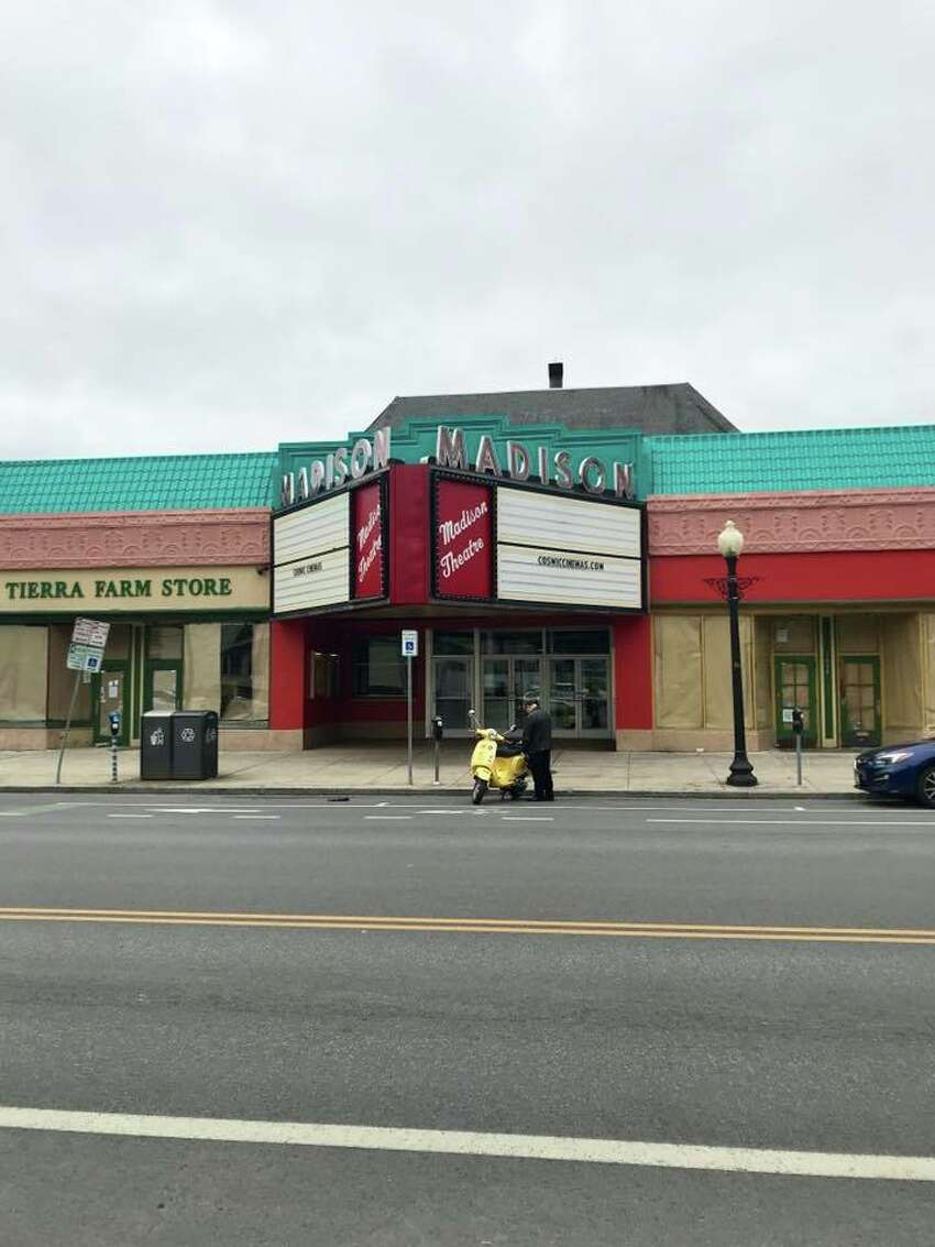 Renovations inside Albany's former Madison Theatre are in full swing, according to the construction company converting the space into a dinner theater. The J. Wase Construction Corp. shared images of the Cosmic Cinemas project online on June 8, 2018.