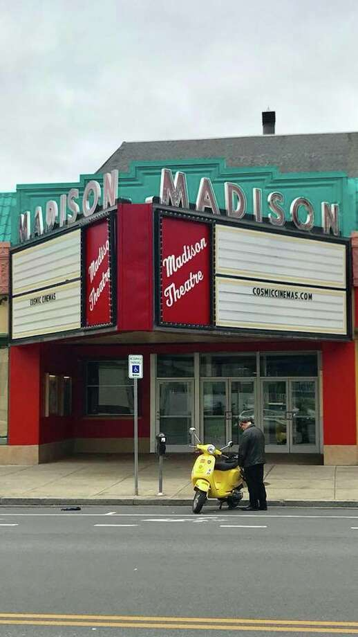 Click through the photos of the Madison Theater through the years. Renovations inside Albany's former Madison Theaterare in full swing, according to the construction company converting the space into a dinner theater. The J. Wase Construction Corp. shared images of the Cosmic Cinemas project online on June 8, 2018. Photo: J. Wase Construction Corp.
