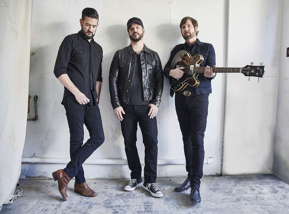 The Record Company, Oct. 24, Upstate Concert Hall. Trio headlining own tour with second album after opening for John Mayer. Photo: Jen Rosenstein, Associated Press