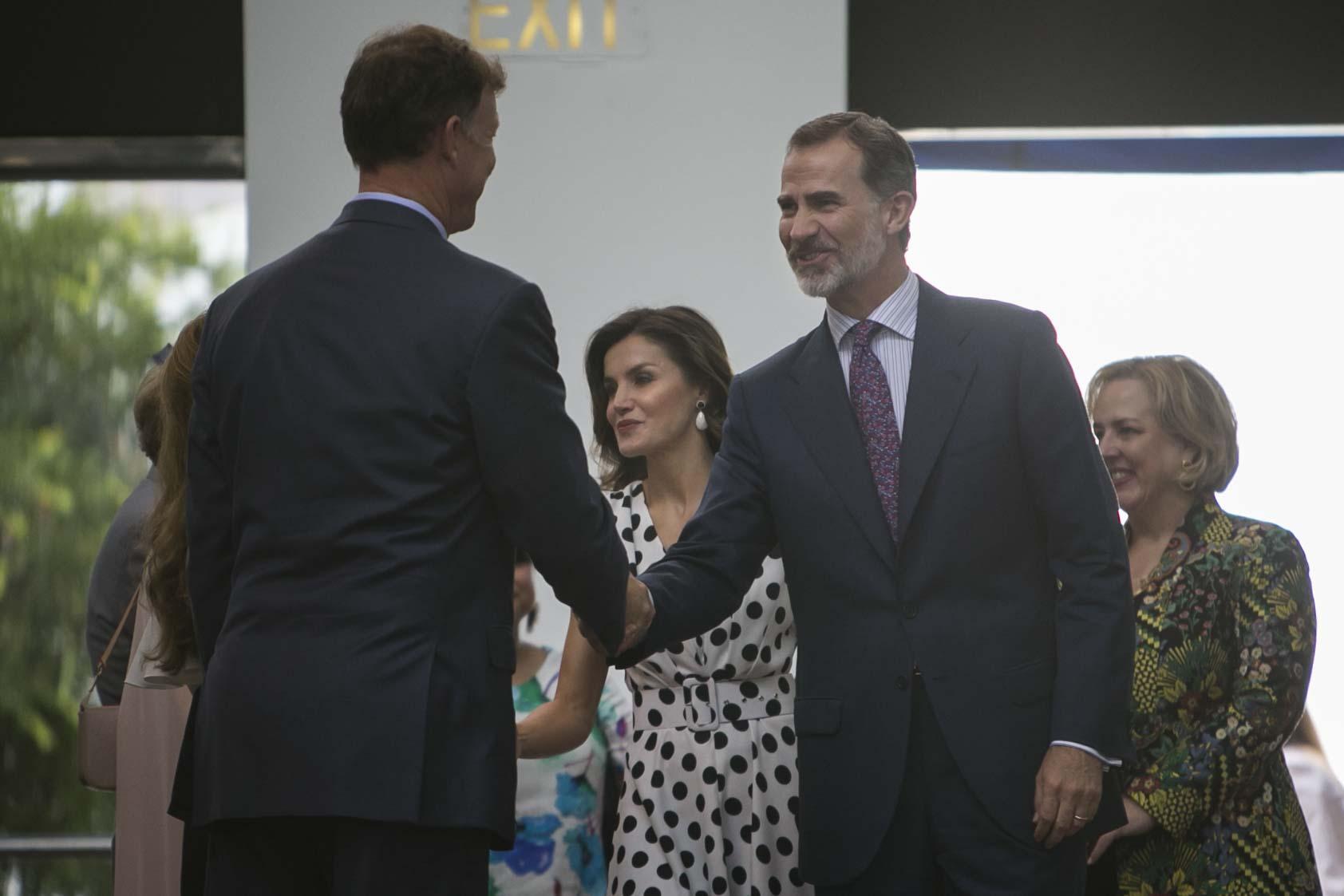 Spanish Royalty Conclude Heartwarming San Antonio Visit San
