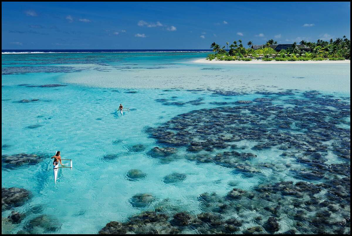 On the Polynesian atoll of Tetiaroa, 30 miles north of Tahiti, The Brando has ensured that all building materials used are of local or certified origin, renewable, or incorporate recycled components.