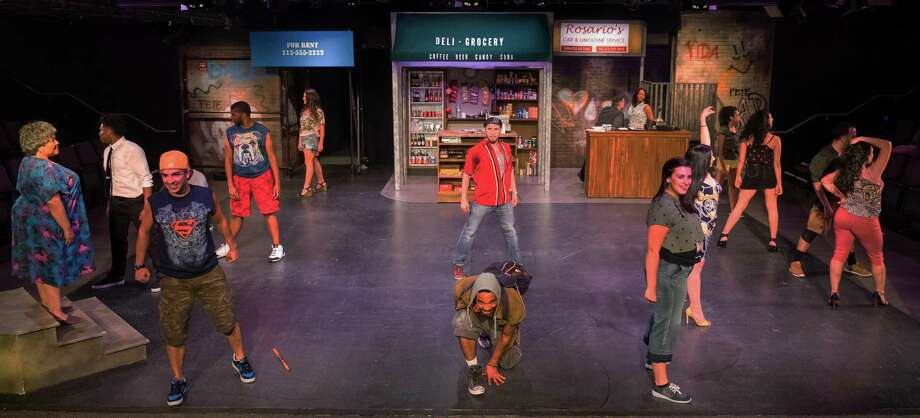 "Playhouse on Park is staging ""In the Heights."" Photo: Contributed Photo"