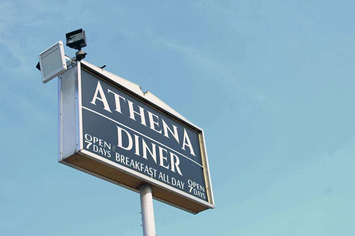 The Athena Diner, long a staple on the Post Road in the town's Southport section, closed suddenly Saturday. Fairfield,CT 6/18/18