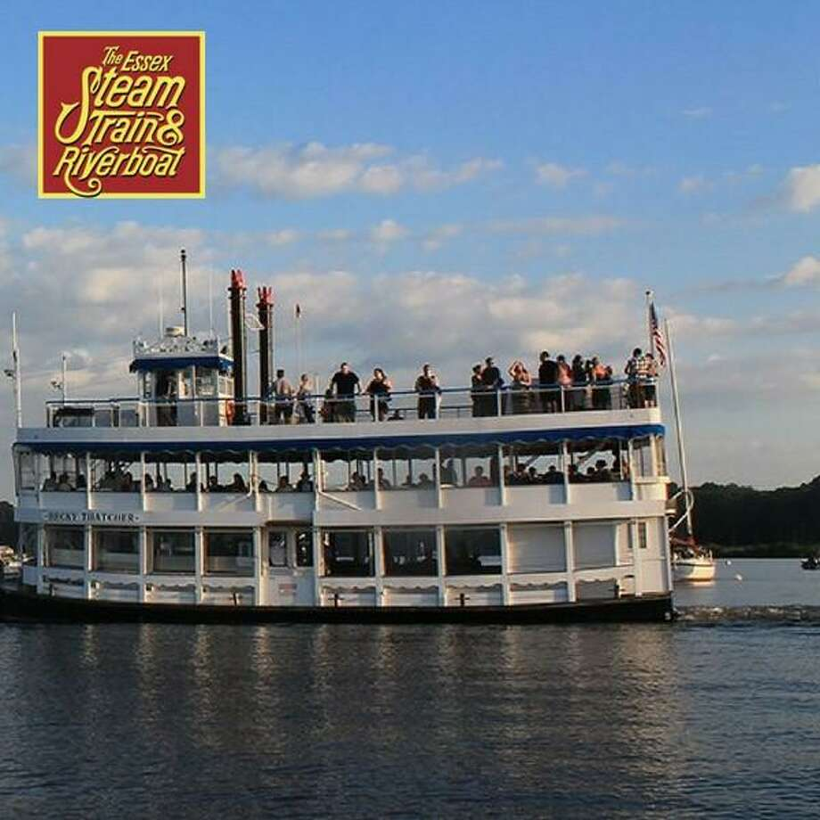 The Essex Train & Riverboat will host Music on the River events from June through September. Photo: Contributed Photo