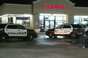 Houston police are investigating an attempted smash-and-grab at a convenience store on Homestead and Ley, on Monday, June 19, 2018.