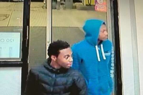 """Bethel police say there may link between recent car thefts in town and similar cases in the shoreline town of Clinton. On Monday, the Bethel department shared photos from Clinton police that show """"possibly the same suspects that were involved with car burglaries and stolen vehicle in Bethel"""" last weekend."""