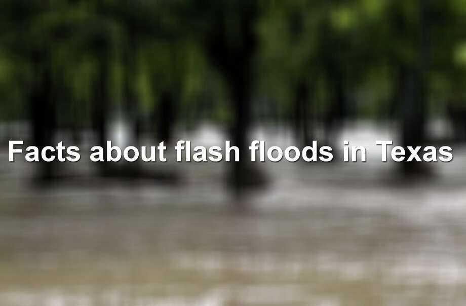 Click ahead for 6 fast facts on flash floods in Texas. Photo: Kin Man Hui