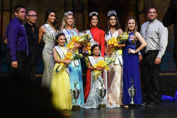 Photos: Miss Laredo beauty pageant winners crowned for 2018