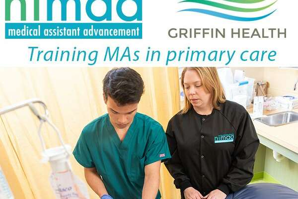 Griffin Health has  partnered with the National Institute for Medical Assistant Advancement  to offer medical assistant training program this September.