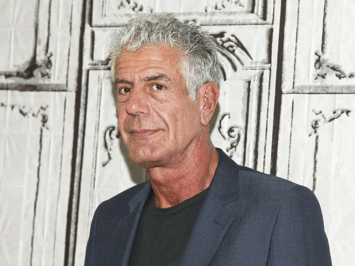 Anthony Bourdain once said In-N-Out was his favorite place to eat in LA, and the
