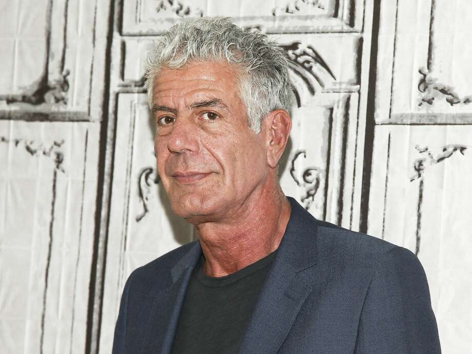 "Anthony Bourdain once said In-N-Out was his favorite place to eat in LA, and the ""only fast food chain that I actually like, and this is reasonably good for the world."" Photo: Andy Kropa, Associated Press"
