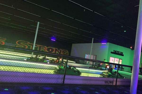 Peek inside the indoor play park GlowZone is now open in northwest ...