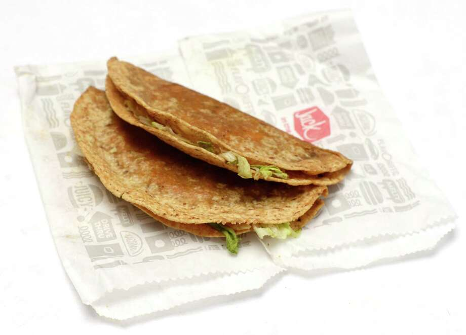 The price for tacos has increased at San Antonio-area Jack in the Box stores. Photo: Billy Calzada /San Antonio Express-News / San Antonio Express-News