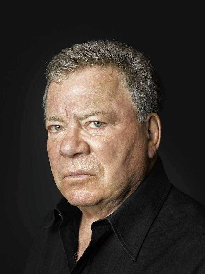 "William Shatner from ""Star Trek: Original TV Series"" will appear at the Celebrity Fan Fest from Friday, June 12 to Saturday, June 13. Photo: Courtesy Rory Lewis /CAA"