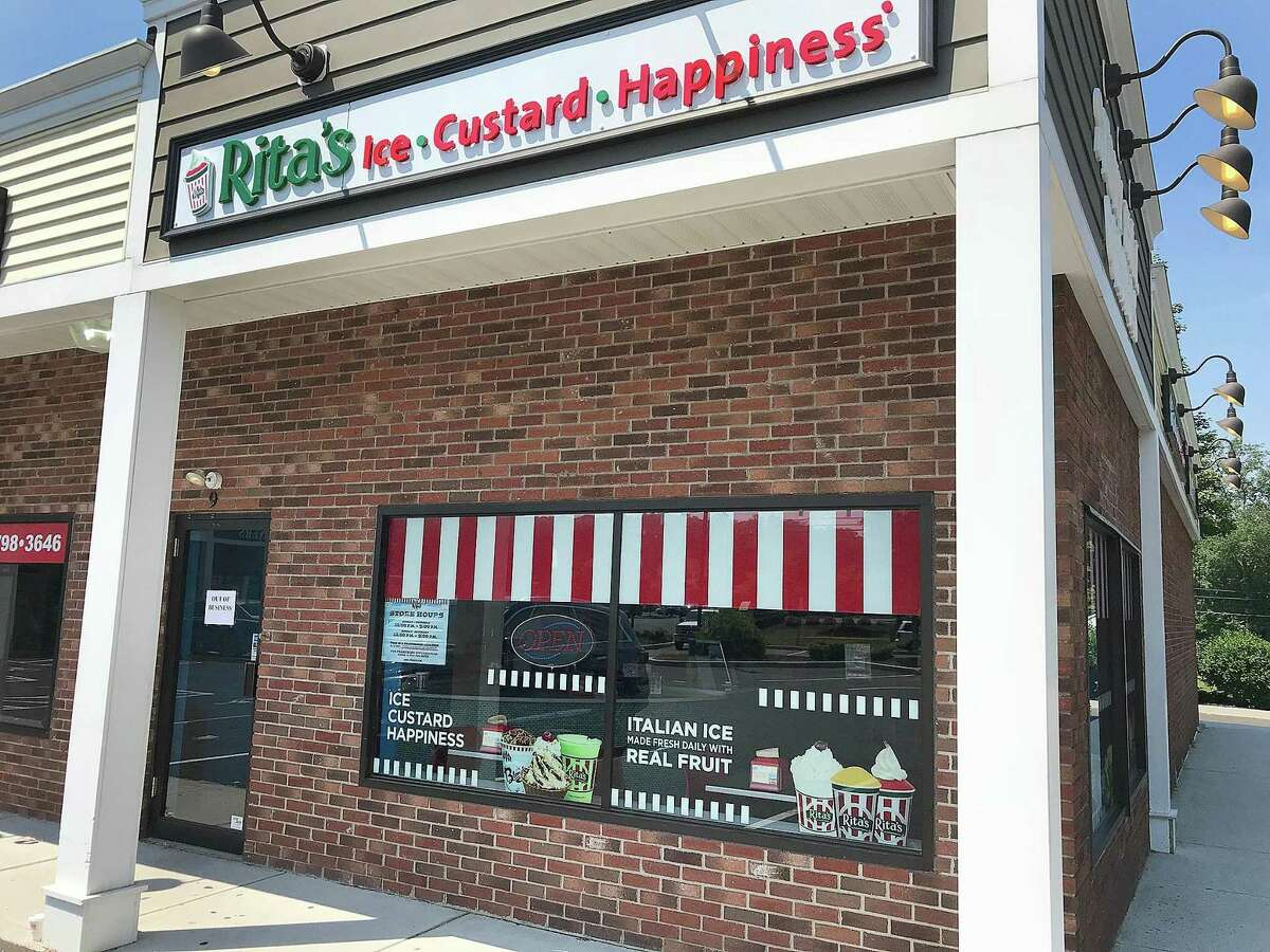 """180 Old Hawleyville Road, Bethel: Rita's closed its location in the Stony Hill Corners plaza abruptly in late May due to """"unforeseen circumstances,"""" according to a post on its Facebook page. The store had opened in early 2014. Also in the plaza, JM Collectibles has closed and has been replaced by American Tiger Martial Arts Academy."""