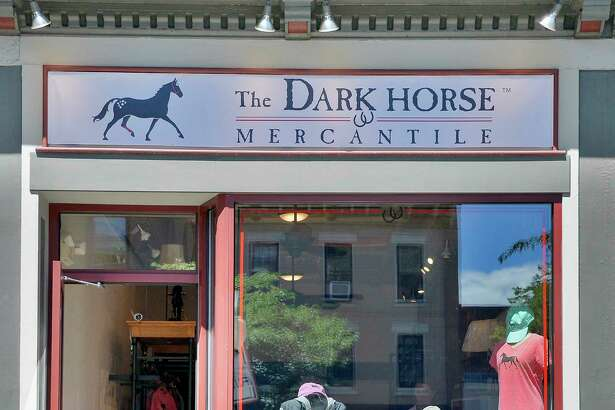 Impressions of Saratoga's new Darkhorse Mercantile store on Broadway Tuesday June 19, 2018 in Saratoga Springs, NY.  (John Carl D'Annibale/Times Union)