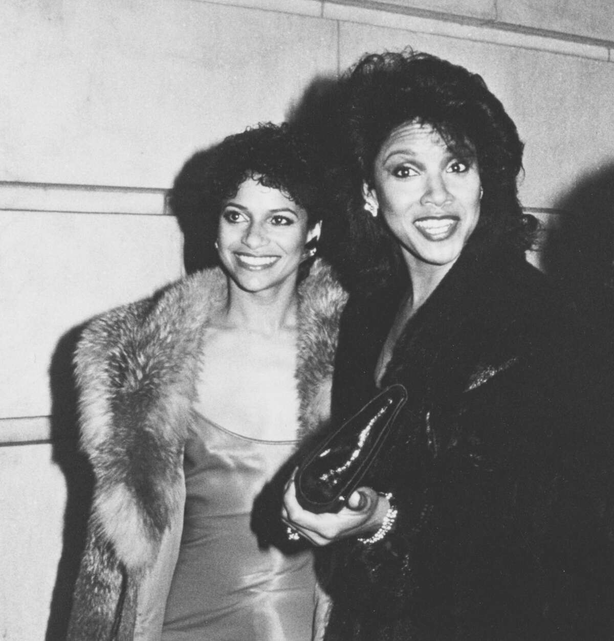 1984: Actresses Debbie Allen and Phylicia Rashad attending