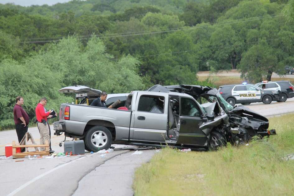 Two people are dead after an SUV spun out of control on Green Mountain Road in June 19, 2018.