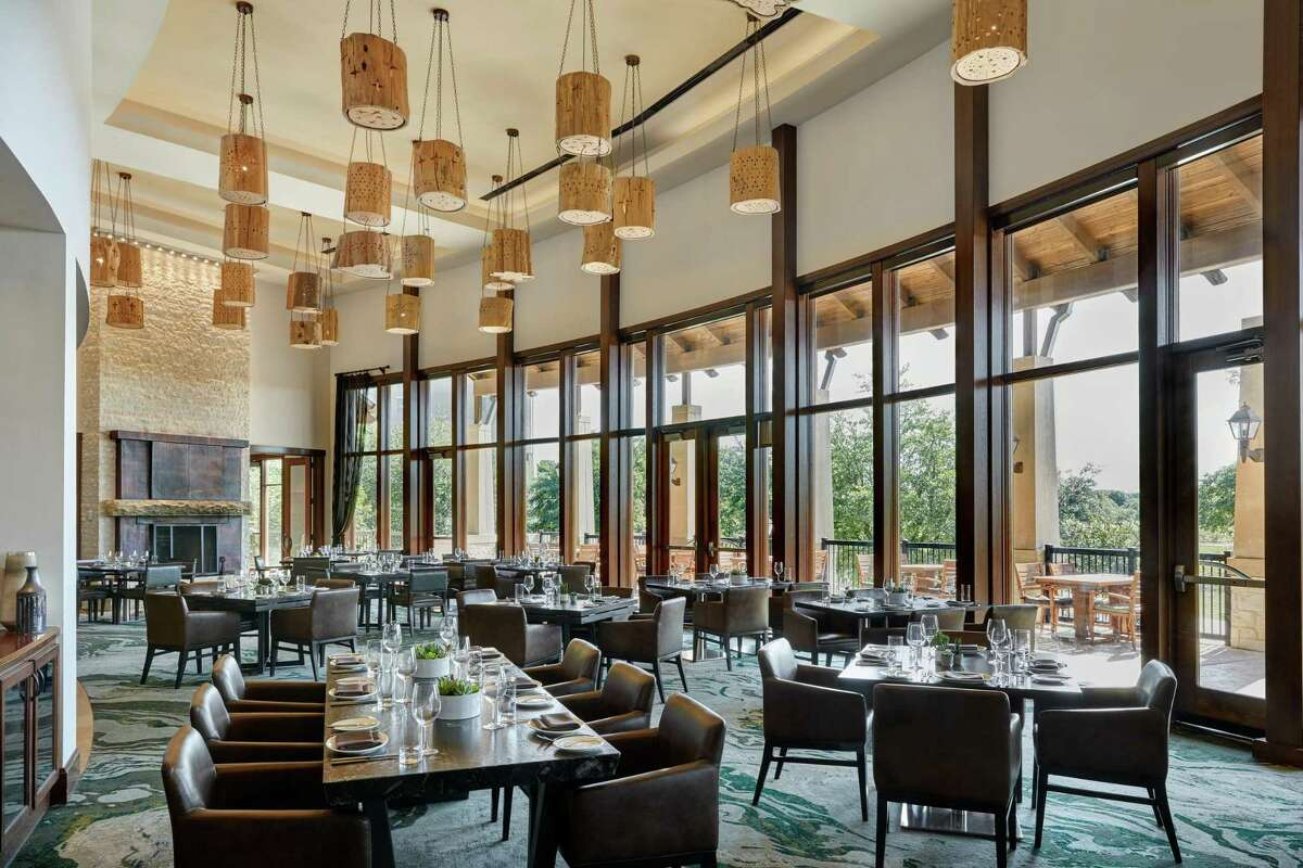 The JW Marriott San Antonio Hill Country Resort & Spa unveiled a new look in 2018 after renovations to its restaurants and lobby bar.