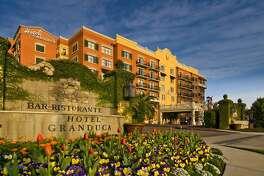 The Boulevard -?Hotel Granduca