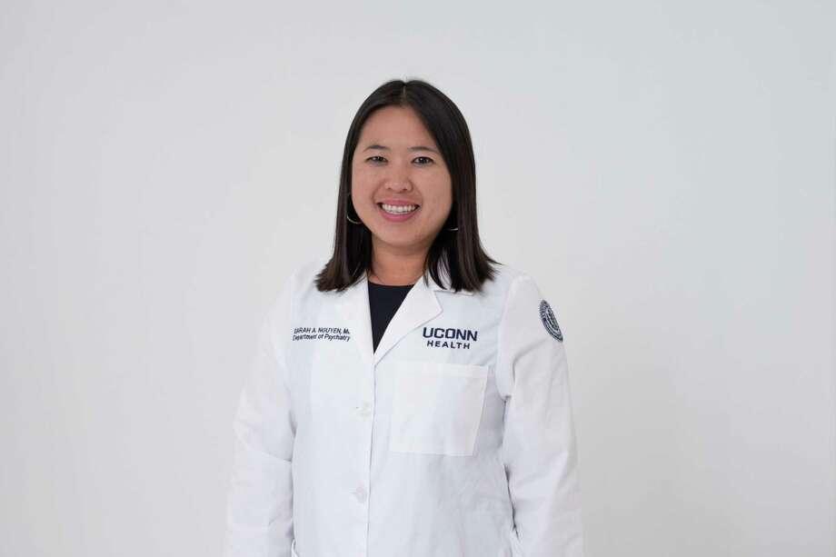 Dr. Sarah Ngyuen Photo: Tina Encarnacion /UConn Health / © 2017 Tina Encarnacion/UConn Health