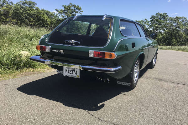 Top examples of the 1800ES Volvo average $44,500 in value.