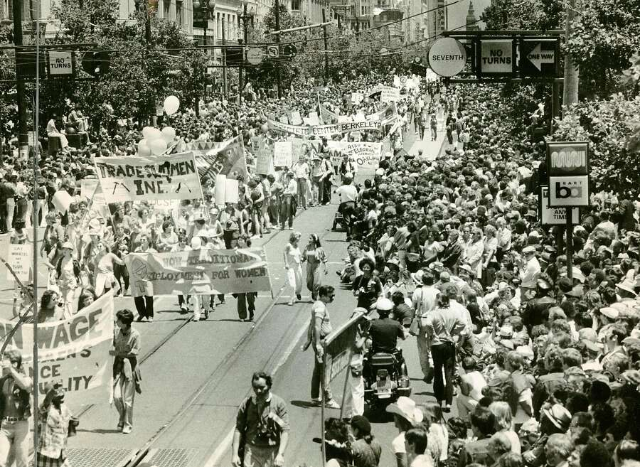 San Francisco Pride: Timeline of gay rights history in the