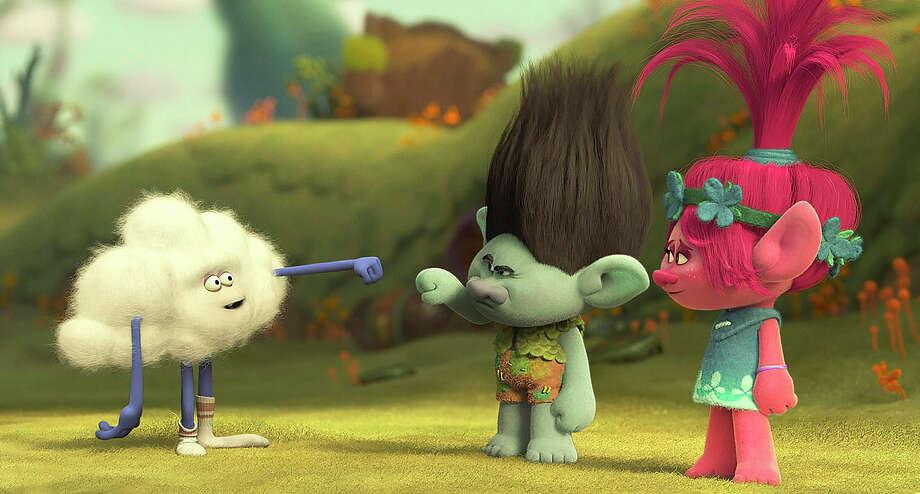 """Trolls"" kicks off""Corazón Cinema"" at 8:30 p.m. on Thursday, June 20 at the Main Plaza. Photo: DreamWorks Animation / DreamWorks Trolls © 2016 DreamWorks Animation LLC."