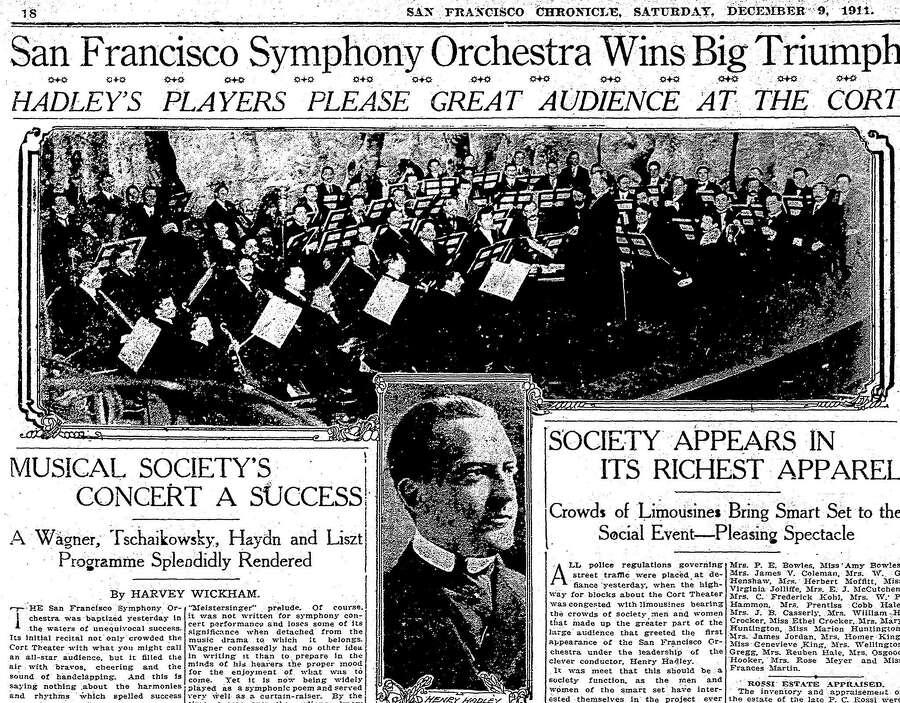 San Francisco Symphony Calendar.San Francisco Symphony Timeline A Brief History Of The City S Orchestra