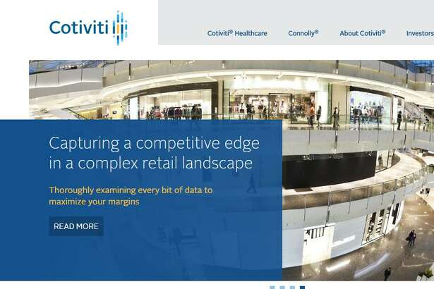 In a deal announced June 19, 2018, Verscend Technologies is spending $4.9 billion to acquire rival Cotiviti, whose Connolly subsidiary in Wilton audits suppliers on behalf of major retailers to ensure they are not overpaying.