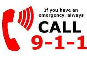 Derby Fire Department had someone report an emergency via social media on June 19, 2018, instead of calling 911. The department reminds residents to always call 911 for an emergency.
