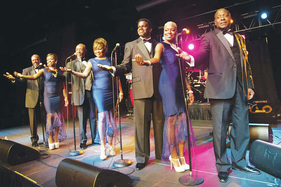 The Fabulous Motown Revue kicks off the Greater Alton Concert Association's next season of entertainment, which begins in September. Fabulous Motown Review performs Saturday, Sept. 22, which incidentally, the group played at President Barack Obama's inaugural ball. Photo:       For The Telegraph