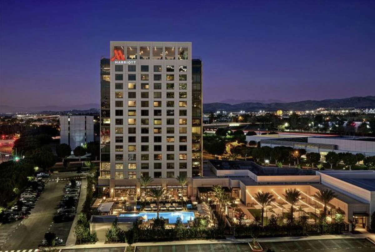 Marriott's new hotel in in Irvine will be among the first to get Echos for guests. (Image: Marriott)