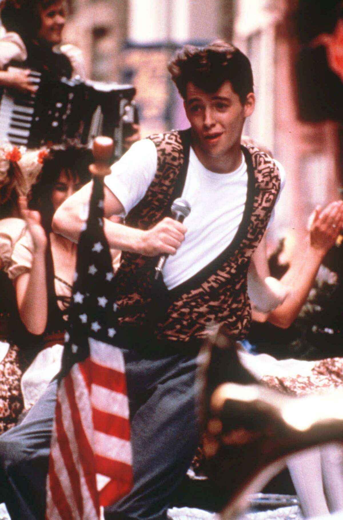Ferris Bueller's Day Off (1986): Frustrated that the entire school believes Ferris' (Matthew Broderick) story about being too sick to come to class, his sister decides to blow his cover - unsuccessfully of course. But, assuming both siblings would be on their parents' mobile phone plan, Ferris' sister could simply have used the Find My Phone app to track his whereabouts and show her credulous parents that their poor, sweet son wasn't home sick, he was out gallivanting with friends.