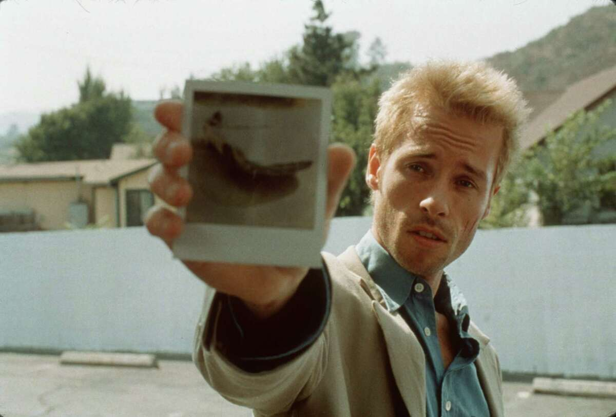 Memento (2000): While witnessing the violent death of his wife, Leonard Shelby (Guy Pearce) is himself attacked and loses his short-term memory. Determined to avenge her death, he must use notes, tattoos of cryptic messages on his body and Polaroid photos to trigger his memory. But instead of this confusing strategy, if Shelby could have worn a body-mounted GoPro video camera, he would easily get caught up simply by watching everything that happened the next day.