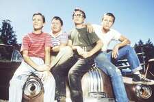 Stand By Me (1986): Four boys set out on a bucolic hike with a dark purpose: they're looking for the body of a missing boy. Along the way, the quartet has plenty of misadventures: they're chased by a junkyard dog, almost crushed by a train and come face-to-scrotum with — shiver — leeches. And they're unknowingly racing a gang of teen hoodlums also searching for the body. But the boys could have saved tread on their sneakers and avoided a showdown with that gang if they'd only Ubered over to the body.
