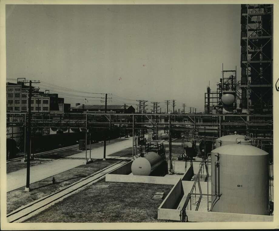 Texas CityDeepwater portSource: Handbook of Texas Online/Texas State Historical Association Photo: Robert E. Fisher/Monsanto