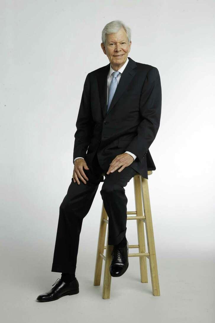 Land broker Stan Creech, president of Stan Creech Properties, is shown Tuesday, June 19, 2018, in Houston.  ( Melissa Phillip / Houston Chronicle )