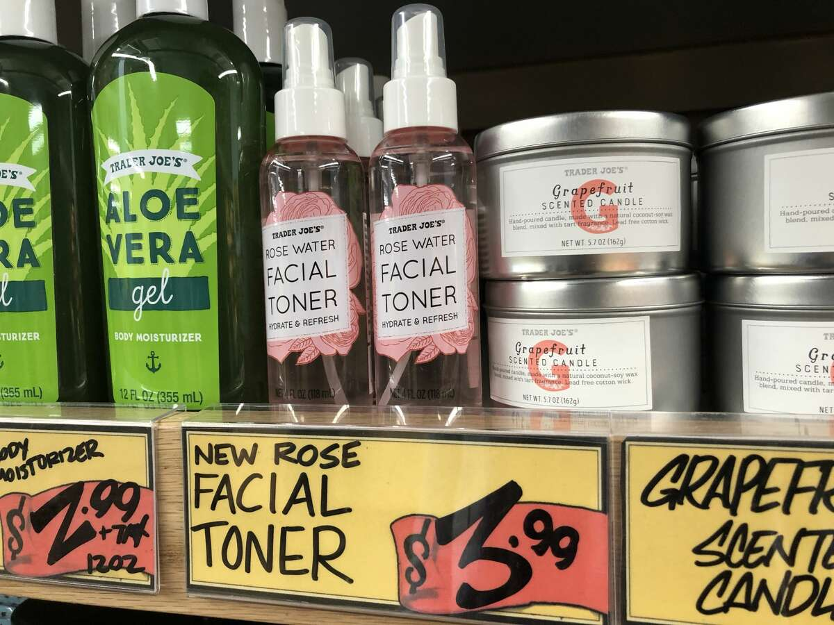 Rose Water Facial Toner $3.99 for 4 fluid oz. Our testers generally liked this product, even if we weren't sure it actually has any benefits for your skin.