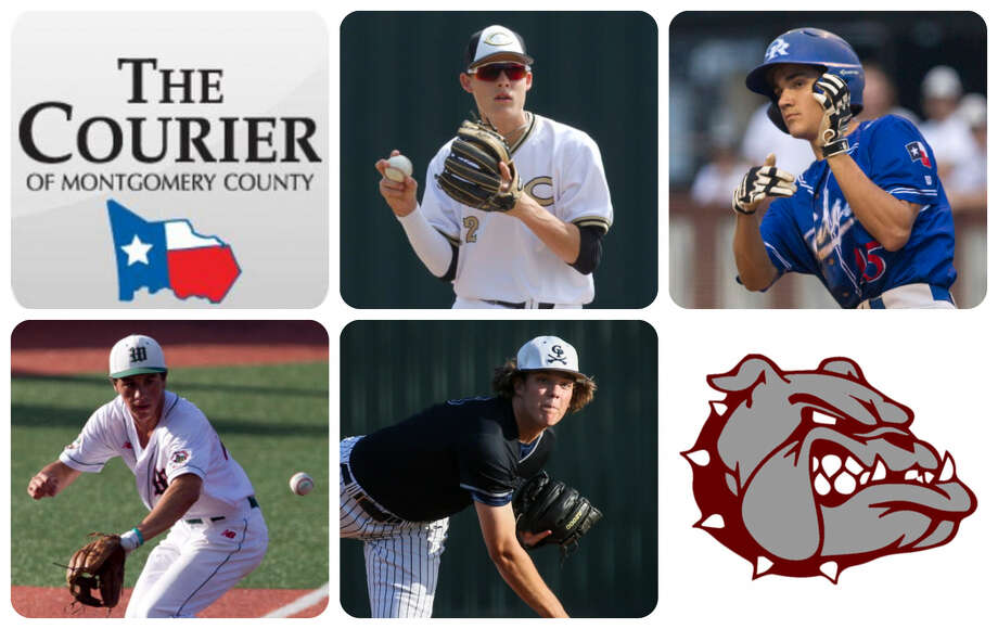 Conroe's Derek Berg, Oak Ridge's Carson Ogilvie, The Woodlands' PJ Villareal, College Park's Will Clements and Magnolia's Joey Raker are The Courier's nominees for Newcomer of the Year.